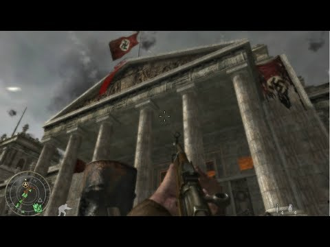 Awesome Assault of the Reichstag in Cool Game about WW2 CoD World at War