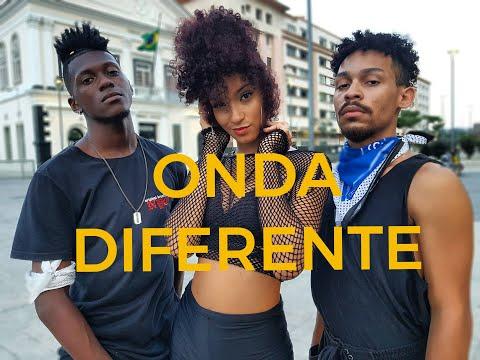 ONDA DIFERENTE - Anitta Ludmilla Snoop Dogg feat Papatinho - COREOGRAFIA DE PH MARTINS