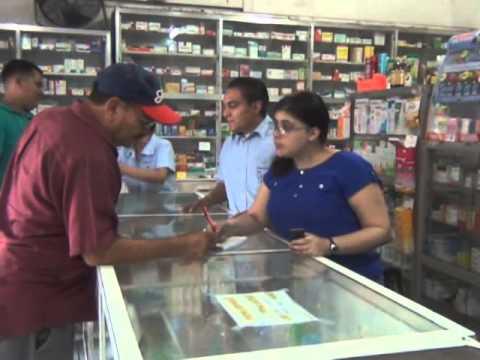 Farmacias demandan protecciòn a sus negocios