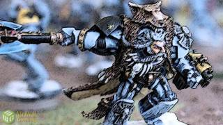 40k History:  Space Wolves