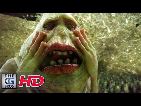 """CGI & VFX Breakdowns: """"Domestos"""" - by Outpost VFX"""