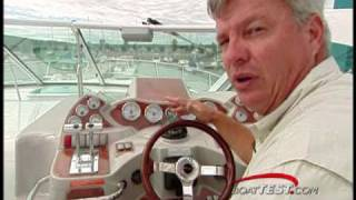 Doral Boca Grande Express Cruiser Test - By BoatTest.com