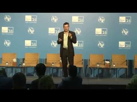 Simon Torrance at ITU Doha 2014.mp4
