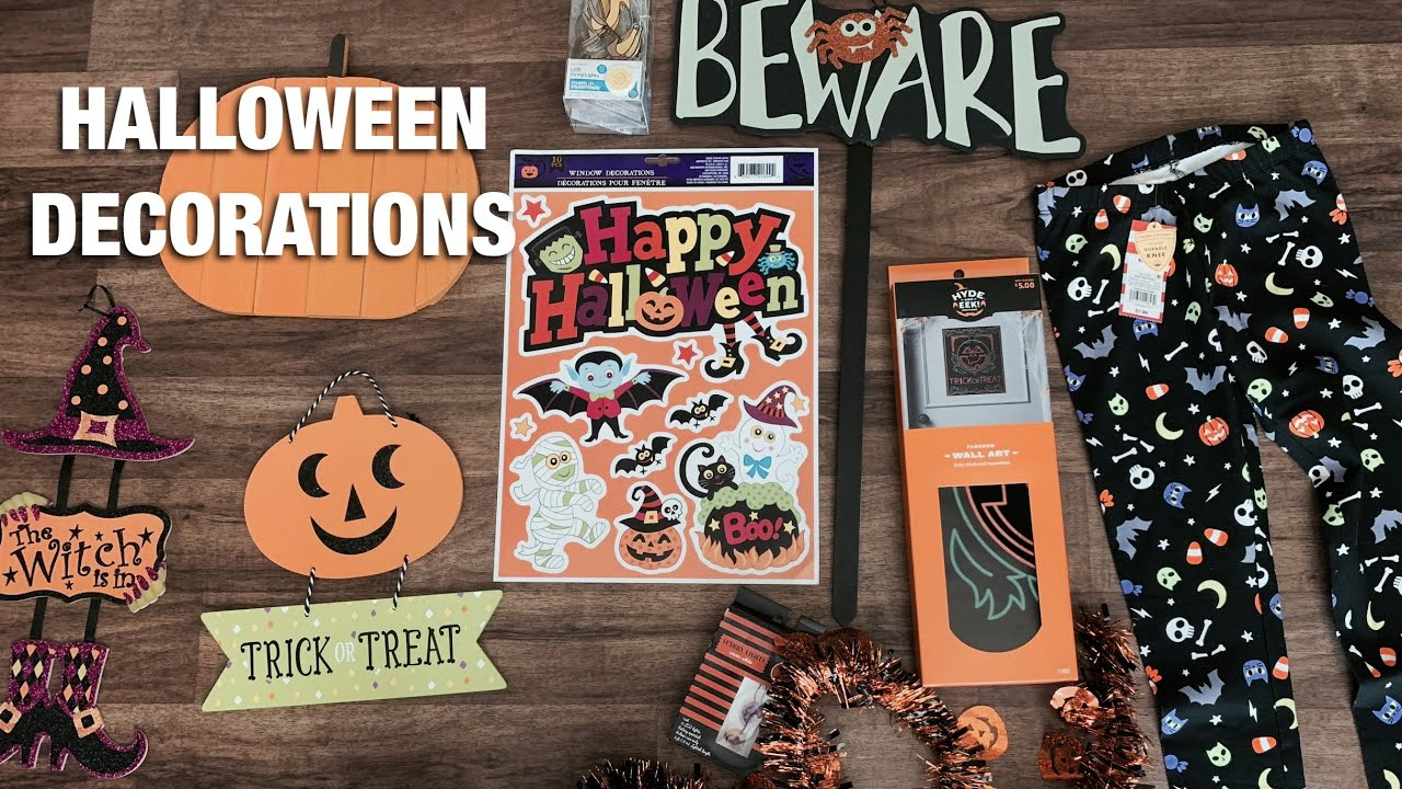 easy and affordable halloween decorations autism family