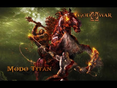God of War 2 - Modo Titan - 100% Playthrough [1080p 60fps]