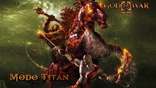 God of War 2 Modo Titan 100 Playthrough 1080p 60fps