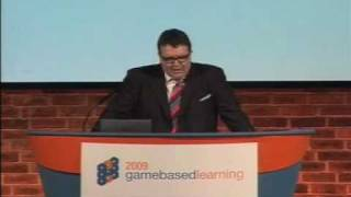 Game Based Learning 2009 - Tom Watson, Cabinet Minister