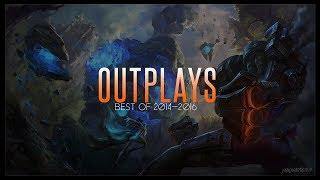 Outplays Montage | Best Outplays 2014-2016 Vol. 1 (League of Legends)