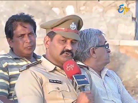 Janmanch-Problems In Sambhar Lake-Jaipur-Rajasthan-On 10th April 2016