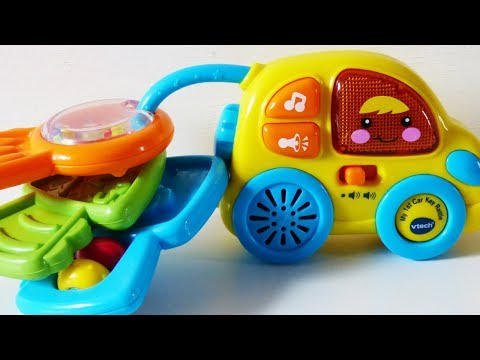 vtech-my-first-car-key-rattle-toy-for-babies-and-toddlers-with-nursery-rhymes,music,sound-and-light