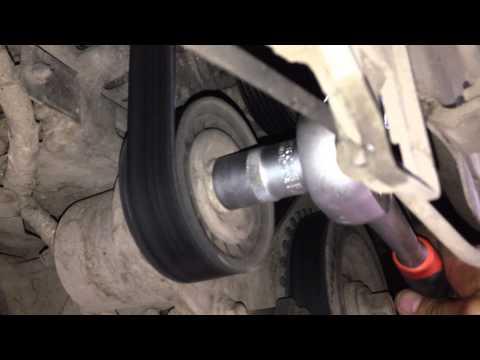 Натяжной ролик Ford Mondeo IV