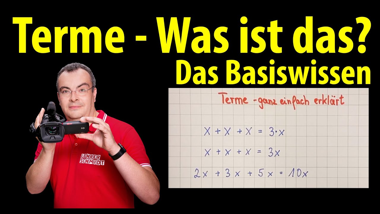 Download Terme - Was ist das? Das Basiswissen! | Lehrerschmidt