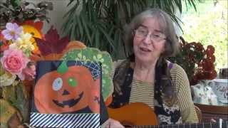 Jack-o'- Lantern - A  Halloween Song To Sing Once Your Pumpkin Is Carved And Lit