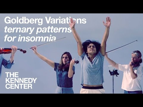 Andersson Dance And Scottish Ensemble At The Kennedy Center - Goldberg Variations