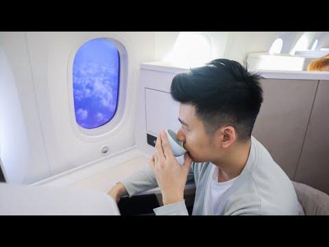 JENDELA PESAWAT SUPER KEREN INI BIKIN BAPER (JAPAN AIRLINES BUSINESS CLASS)