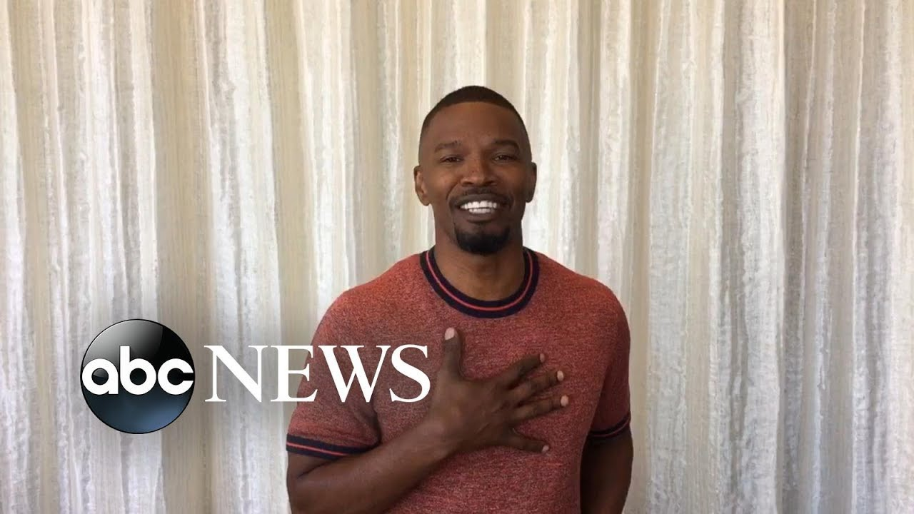 Jamie Foxx announces Anita Baker will be honored at BET Awards