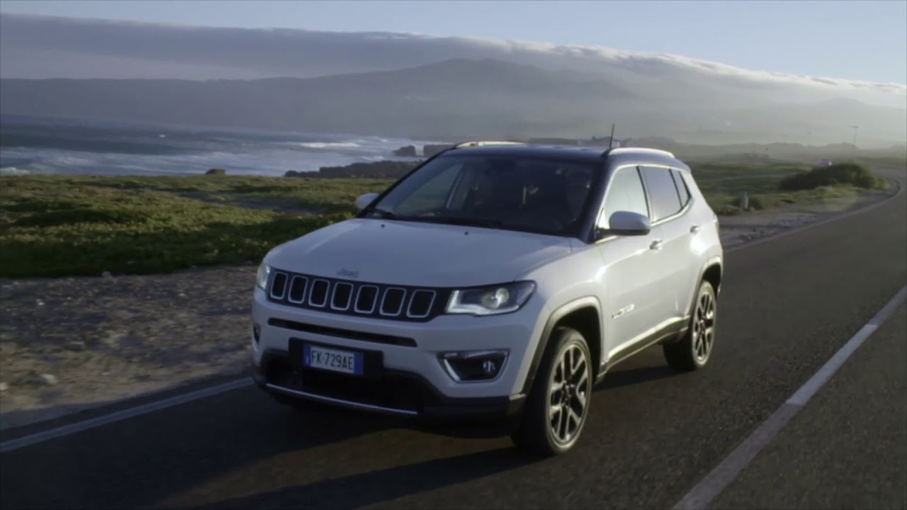 essai jeep compass l 39 aventurier youtube. Black Bedroom Furniture Sets. Home Design Ideas