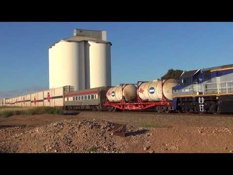 Twin VL's on 4172s 26/10/2017