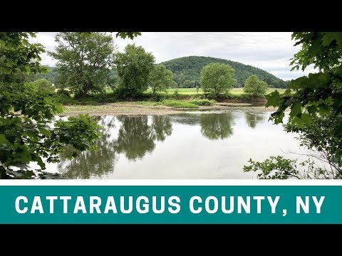 Cattaraugus County NY - Home of the Enchanted Mountains