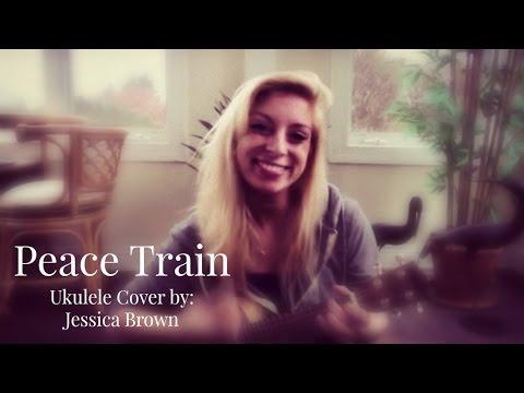 Peace Train Ukulele Cover Youtube