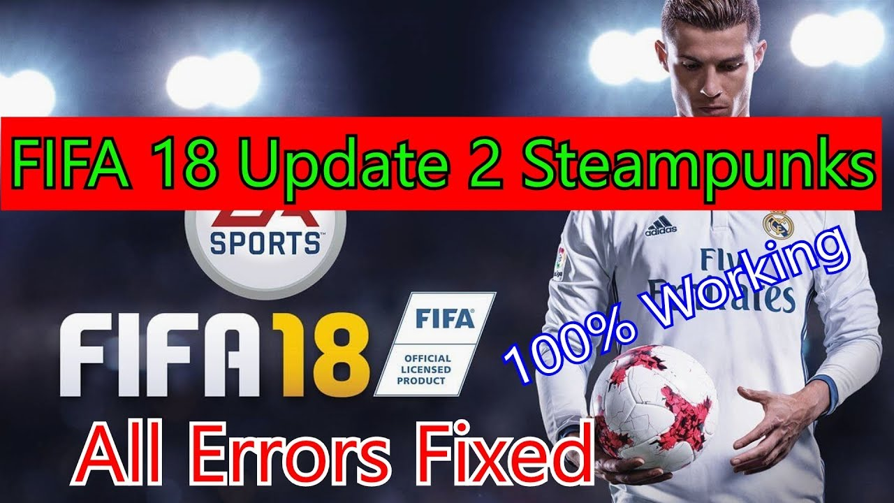 Download Fifa  And Crack Steampunks New Items For Fifa 18steampunks Crack