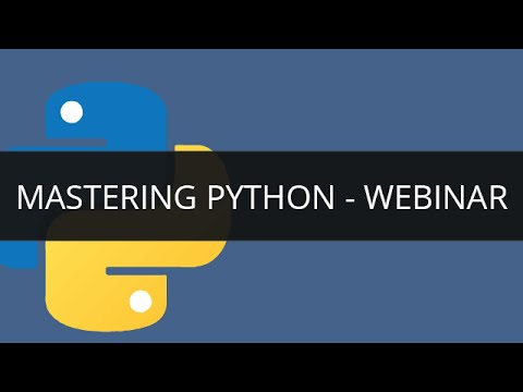 Mastering Python : An Excellent tool for Web Scraping and Data Analysis