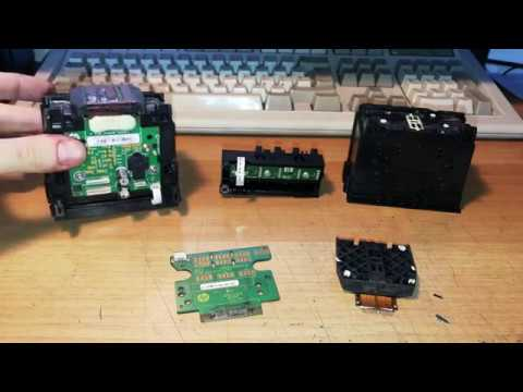 Is The Hp Officejet Pro 8600 8610 8620 Printhead Really
