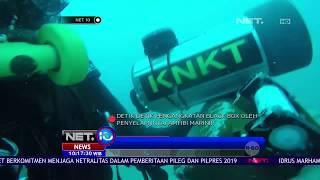 Black Box Lion Air JT 610 Ditemukan di Kedalaman 30M NET 10
