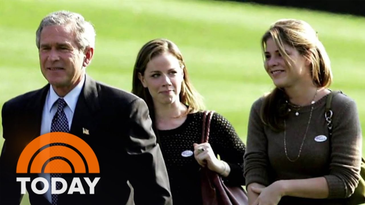 Jenna Bush Hager Recalls Leaving White House With 'Real Sadness' | TODAY