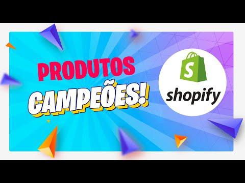 Como Encontrar Produtos Campeões de Venda para Sua Loja Shopify Drop Shipping thumbnail