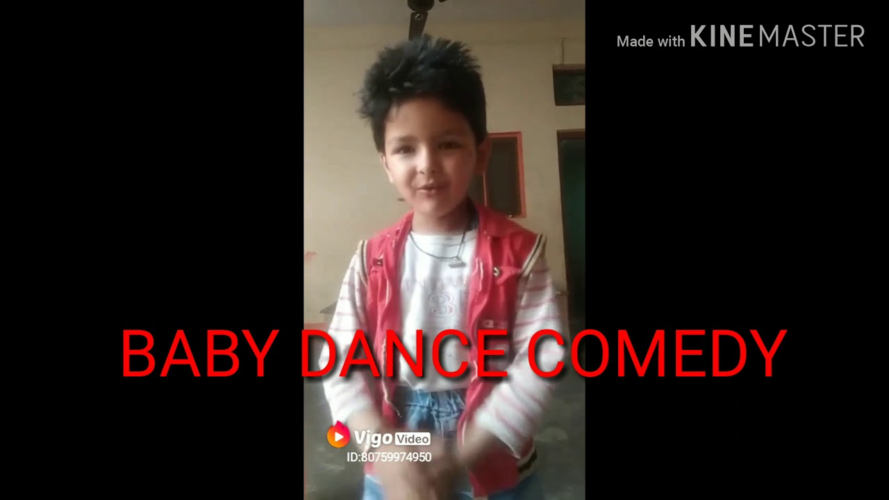 Baby comedy dance - YouTube
