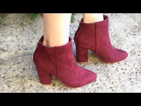 JustFab Unboxing Women's Boots - From Farm Life To Hollywood