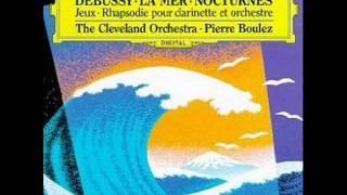 Debussy - La Mer (Jeux de vagues - Movement 2)