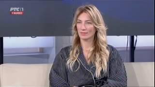 Ana Stanić u Jutarnjem
