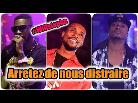 🔴 DJ Arafat  Beynaud  Debordo  Makosso  Ennemis de la république  Willstephe