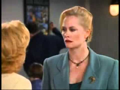 Cybill - Mother's Day airport scene