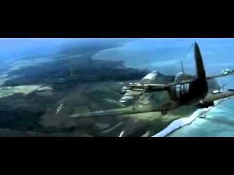 Pearl Harbor Battle of Britain scene
