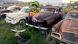 The McBride Wrecking Yard. ONE HELL OF A STORY part one.