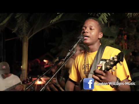 Clayton Williams Pays Tribute to Paul Nabor live performance of Banda