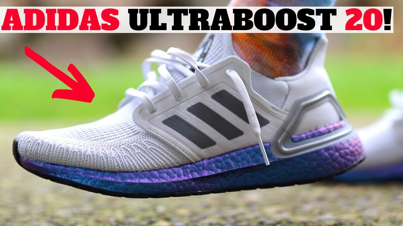 Por favor mira Línea del sitio alojamiento  WORTH BUYING? adidas ULTRABOOST 20 Review! Comparison to UltraBOOST 19! -  YouTube