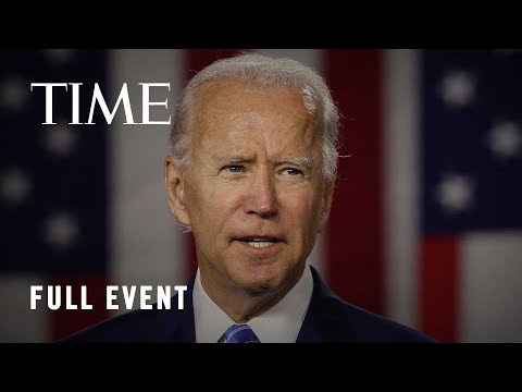 Election 2020: President-elect Joe Biden Delivers Speech | TIME