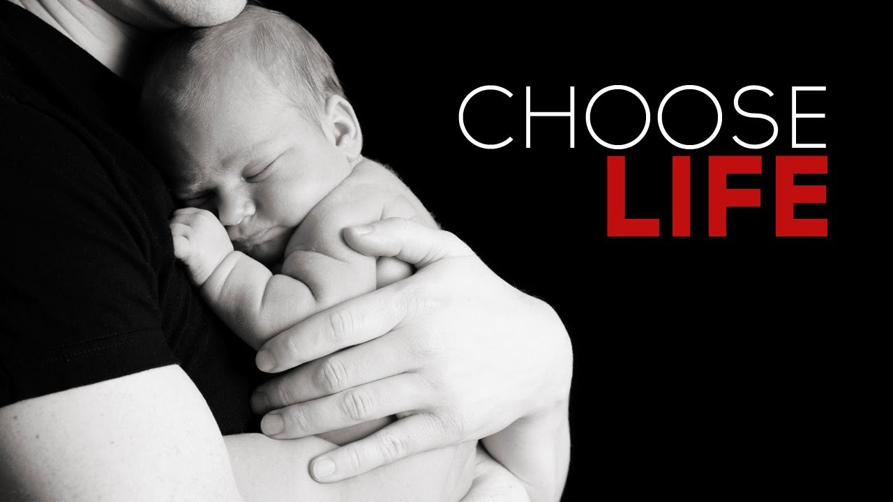 pro life video choose life