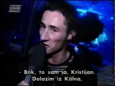 Under City Rave - Tunel Grič, 30.10.1993, Zagreb (Pt.2)