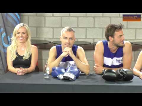 Boxing Stars: Josje, Olga, Bill, Guga, Maarten en Viktor zien het zitten