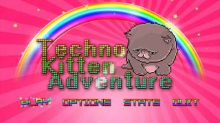 Techno Kitten Adventure Main Menu Theme