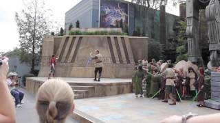Star Wars Jedi Training: Trials of the Temple opens in Disney