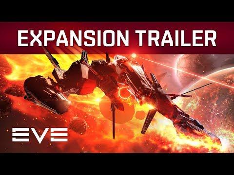 В EVE Online началось вторжение Дрифтеров