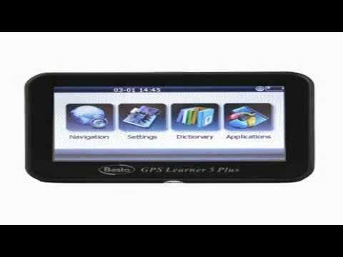 GPS Learner 5 Plus+Software SpeedNavi