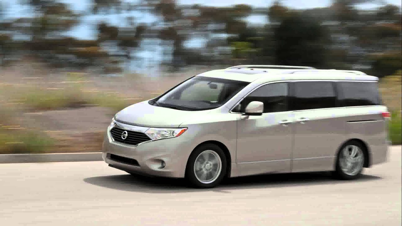 2015 model nissan quest le - youtube