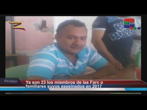 Alarmante ola de asesinatos de integrantes de las Farc-EP indultados en el país
